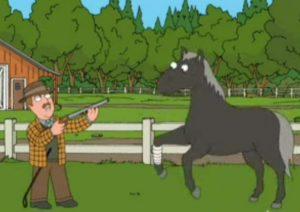 horseshot
