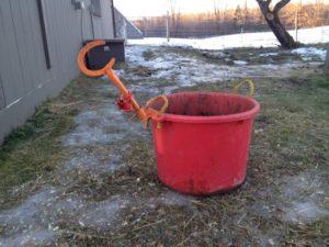 Debbiemuck bucket